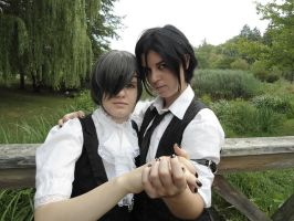 Black Butler - Devotedly in Your Service by ember-ablaze
