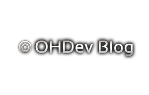 OHDev Blog Logo by Tsmith490