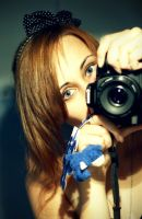 Pick-a-boo by elizarosca