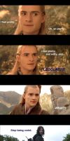 Legolas Feels Pretty by Muni726