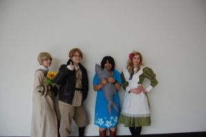 Hetalia- Group by Dye-Another-Day