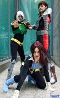 X-men Evolution Group by CheesyHipster