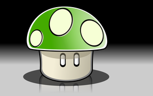 1 Up Fungi by Krogothh