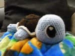 Baby Squirtle by MummehDimples
