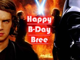 Happy B-DAY BREE by Tiatia