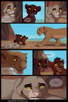 Through The Eyes Of Three. Part 1 Page 3 by BeeStarART