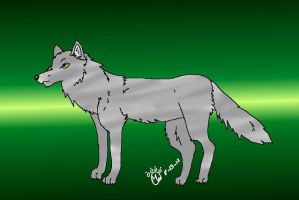 Jackson the Wolf by maxst5011