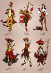 Fall classes - various 2 by ming85
