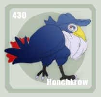430 Honchkrow by Pokedex