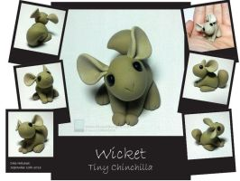 Wicket by lizzarddesigns