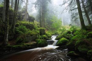Mystic River by MaximeCourty