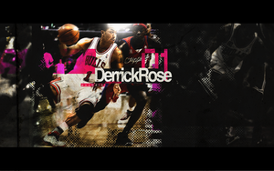 Derrick Rose by WarehouseThoughts
