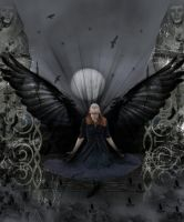 Angel Of Darkness by KitKat44
