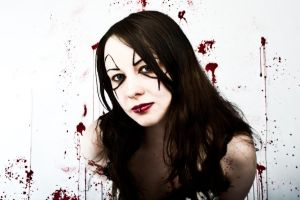 Return of the bloody girl 6 by bassqee