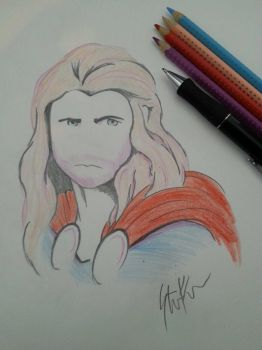 Thor by ReficulNatas