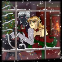 Christmas in Dalinon by Blind-Leviathan