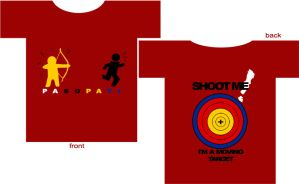 Archery Club t-shirt design 3 by kun-bertopeng