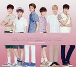EXO - M Ivy Club PNG PACK by LittleMirr