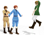 The Hetalians Meets The Pastas [WIP] + DL's by AllTheLittleWonders