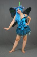 Blue Bell Fairy 5 by MajesticStock