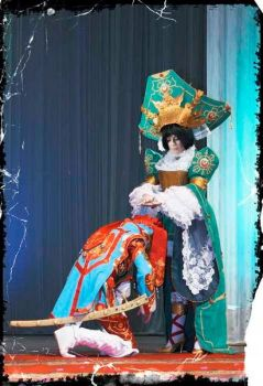Benediction. Trinity Blood Cosplay by alberti