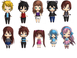 .:Chibi Maker:. by lauralinda