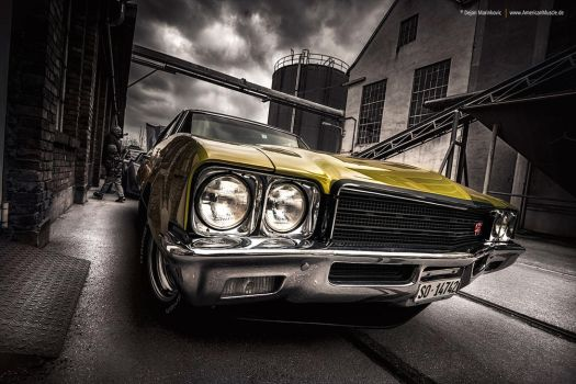 Buick GS by AmericanMuscle