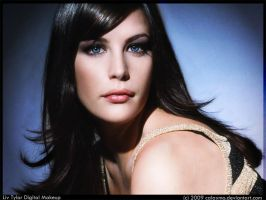 Liv Tyler retouch by Calaymo