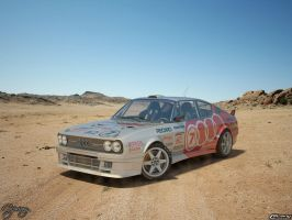 Audi 100 Coupe s by cipriany
