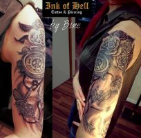 Arm Tattoo  by Babinske