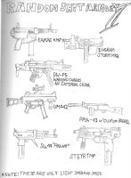 RS Armory-SMG's by BigRalph
