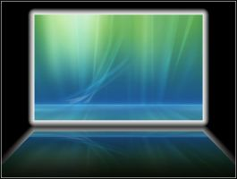 Vista Default Login Background by yethzart