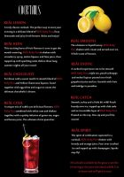Real Cocktail Menu Back by KBooth2