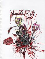 killer by paranJ