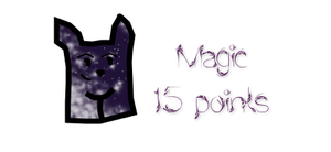 Pointable dog, 15points by vilakr