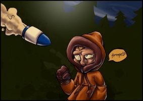 watch out kenny by robiant
