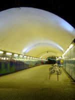 Vauxhall Tunnel by prudentia