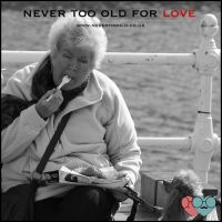 Never too old for love by liamRrrr