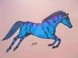 Sassy's Kelpie by AngelicSteph4ever