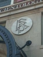 Scientology Symbol by 44NATHAN