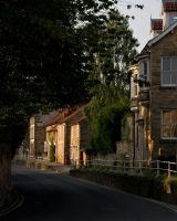 Pickering Railway cottages by irwingcommand