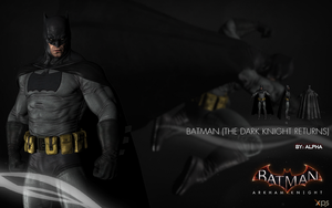 Batman Arkham Knight - Batman (TDKR) by XNASyndicate
