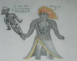 The Ultimate Weapon by HyruleandHogwarts