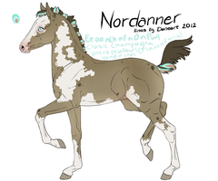 Foal #1997 for KaidaSkytower by JC-Nordanner