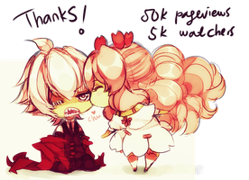 Thanks again XD by Neire-X