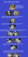 Jack Frost Wig Tutorial by Dolphinz514