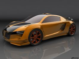 Audi RSZ concept by cipriany