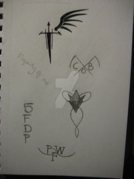 Tattoo Designs by cmacdonald06