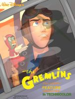 Walt Disney's The Gremlins by Zimeta