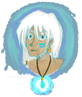kida is p cool by MudflapArts